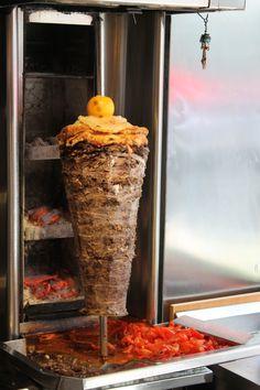 This Lebanese style shawarma