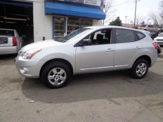 Check out this 2009 Nissan Rogue S Only 58k miles. Guaranteed Credit Approval or the vehicle is free!!! Call us: (203) 730-9296 for an EZ Approval.$14,495.00.