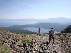 Lake Tahoe Day Hikes