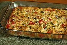 The best zucchini casserole ever. Will make it again soon! Click for recipe