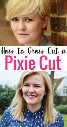 Tips on how to grow out a pixie cut gracefully (it only takes a year!)