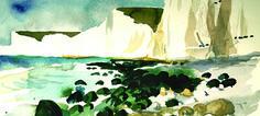 Birling Gap Beach Ancient History, Habitats, Farmer, Pond, Gap, Sisters, Wildlife, Paintings, Landscape