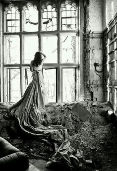 In the ruins of her soul, she was trapped inside her mind.And then the sun rose, and then the Son shone She escaped all at once, and her praises flew freely on the windThey were heard by the others trapped in those beautifully created towers, perverted, entombing their sad, broken souls.  These, too, set free, the cry grew so wild, the wind grew so dense, those who did not want to hear closed their ears. Refusing to see that the places the dwelt were places with chains, death, and limited…