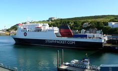 The Isle of Man Steam Packet Company's ferry-- cheapest ways to travel to Isle of Man