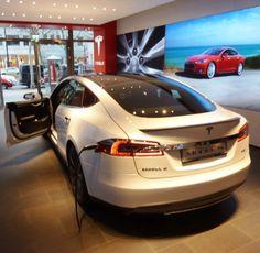 Tesla Model S in der Schweiz in 2015 bisher über 1.100 Mal verkauft