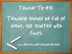 Patience, compassion and determination are crucial. | Teacher Tips ...