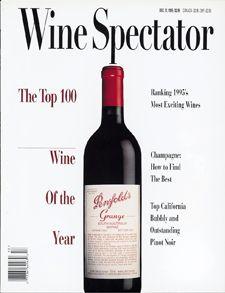 Penfolds Grange Wine Spectator