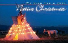 #happy #native #christmas