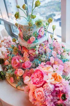 Sylvia Weinstock wed