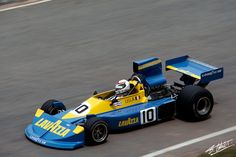 1976 GP Brazylii (Lella Lombardi) March 761 - Ford