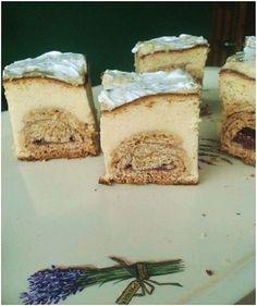 Sernik nowojorski Marthy Stewart- boski! - Slow Life Project Krispie Treats, Rice Krispies, Sans Rival, Vanilla Cake, Desserts, Food, Life, Tailgate Desserts, Deserts