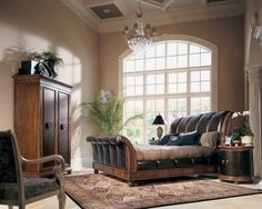 Traditional Country Bedroom Furniture Interior Decorating Ideas ...