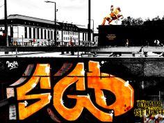 Streetart von ultras dynamo streetart streetart for Produktdesign dresden