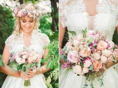 75 fotos de buquês de noiva mais lindos e estilosos que você já viu! Image: 52