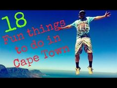 18 Fun things to do in Cape Town (part one) on my free walking tour like discover some hidden gems. - YouTube
