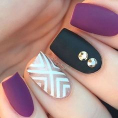 Never underestimate white nails, they can totally transform your look. Check out this list of beautiful and chic white nail Designs!