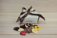 250 gram diverse chocolade   Chocolate & Gifts