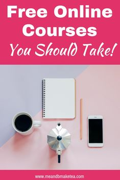 online school tips,online education,online courses,online programs,online learning Free Courses, Online Courses, Make Money Blogging, How To Make Money, Importance Of Time Management, Learn A New Skill, Marketing Professional, Social Media Tips, Online Business