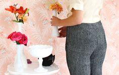 Colette Blog: The Colette Patterns Pants Fitting Cheatsheet