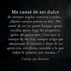 Jokes Quotes, New Quotes, Life Quotes, Inspirational Quotes, Latinas Quotes, Broken Book, Sad Texts, Spanish Quotes, Love Words
