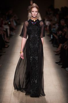 Valentino, Spring 2014, Paris Fashion Week