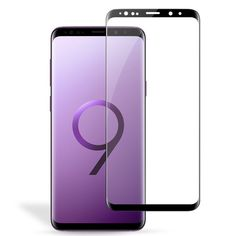 Samsung Galaxy S9 Clear Screen Protector Film TPU Displayfolie Screen for Black Phone  -  If you have a mobile phone with the edge display, the already knows the problem to find a suitable protective film. For the best protection for edge displays, we recommend our TPU films, which are high-quality processed. With rounded corners and curved edges, the TPU Foils adhere fully to the entire screen of the mobile phone and also perfectly cover the edges of Display. This shape gives the whole a… Smartphone Display, Best Screen Protector, Screen Film, Panzer, Samsung Galaxy S9, Iphone, Sticker, Madness, Clear Phone Cases