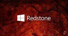 Próxima versão do Windows poderá ser apelidada de Redstone
