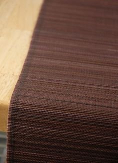 Attirant Bamboo Table Runners 72 X13 Chocolate Brown $9.99 Each / 6 For $9 Each