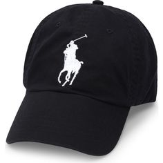 Polo Ralph Lauren Logo cotton cap ($48) ❤ liked on Polyvore featuring men's fashion, men's accessories, men's hats, polo ralph lauren mens hats and mens caps and hats