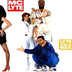 MC Lyte- Lyte as a Rock (1988)