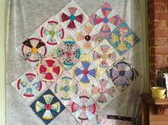 A little addictive... Steampunk Quilt