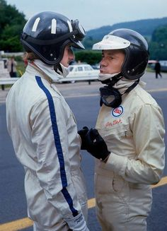 Graham Hill & Jim Clark GP Belgium Spa-Francorchamps 1966 UK Racing History