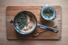 Recipes: Mugwort Hot Chocolate - The Grizzly Forager: The Definitive Guide to Foraging with Kids Savory Herb, Cinnamon Powder, Hot Chocolate Recipes, Cooking Time, Spices, Herbs, Kids, Food, Young Children