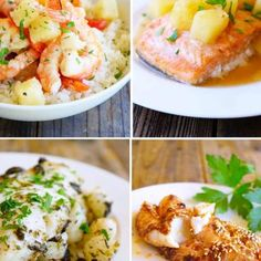 5 Clean Eating Seafood Recipes You Can Prep In Less Than 20 Minutes!