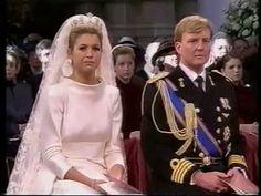 boda de willem alexander y maxima