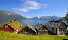 Utne, Hardanger Norway