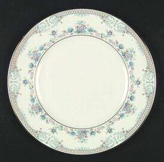 """""""Highland Valley"""" china pattern from Royal Doulton."""