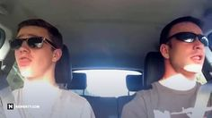 "Father & Son Lip Sync ""Shake It Off"" by Taylor Swift #taylorswift #shakeitoff #cover"