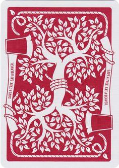 Bicycle® Lumberjack Playing Cards