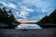 Lake Grundy Provincial Park - Ontario Road Trip