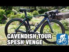 Mark Cavendish's custom Specialized Venge: Tour de France 2013 - YouTube