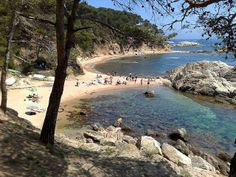 Personal foto in costa brava Catalunya Provence, Exotic Places, Beaches In The World, Ibiza, Barcelona, Places Ive Been, Brave, Spain, Landscape