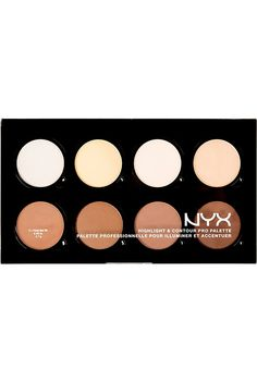 NYX COSMETICS - Highlight & Contour pro palette | Selfridges.com