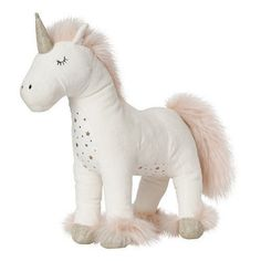 40% OFF - Stardust the gorgeousplayful unicorn isa perfectgift for any little princess and destined to become her favourite soft toy for years to come. Now on Sale for only $27. Usually $45. All our Lily & George toys are 40% off for our LAST DAY of SALE. Everything is up to 50% off. Grab yourself a bargain today. . http://ift.tt/2pD7Lho .