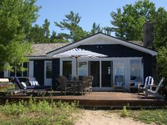 Fisher Point Cottage Glen Arbor Michigan Leelanau County Our