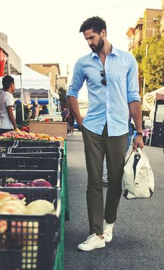 Men's Casual Style Inspiration