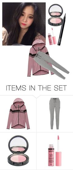 """""""Chanmi Selca 2"""" by jeonchanmi-official ❤ liked on Polyvore featuring art"""