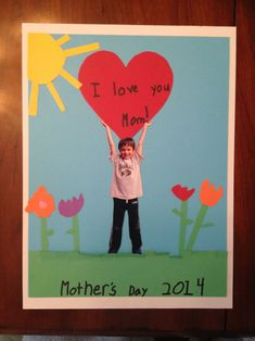 Learn about preschool mothers day crafts #mothersdaycraftiness
