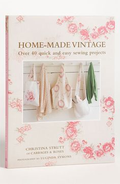 'Home-Made Vintage' Sewing Book