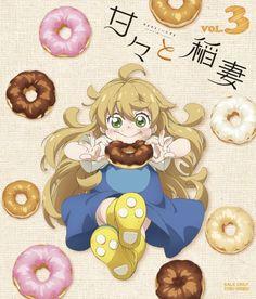 Final 'Sweetness and Lightning' Anime DVD/BD Artwork Arrives Anime Dvd, Anime Films, Anime Characters, Sweetness And Lightning, Amaama To Inazuma, Human Art, Anime Shows, Sword Art Online, Food Art